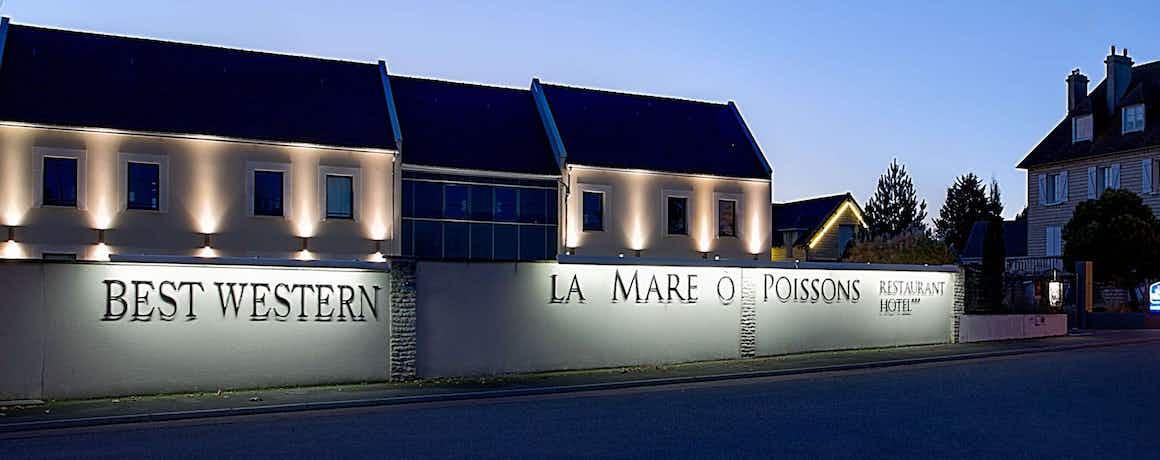 Best Western La Mare o Poissons