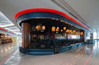 Dubai International Airport Terminal Hotel (only accessible for Transit passengers)