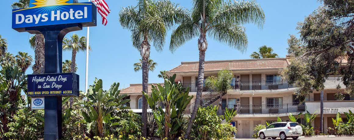 Days Inn San Diego Hotel Circle - Near SeaWorld