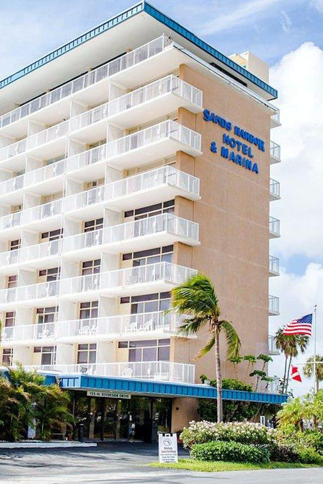 Sands Harbor Resort and Marina
