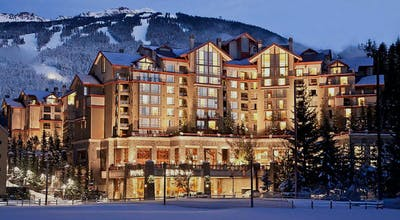 Raintree at The Westin Resort & Spa, Whistler