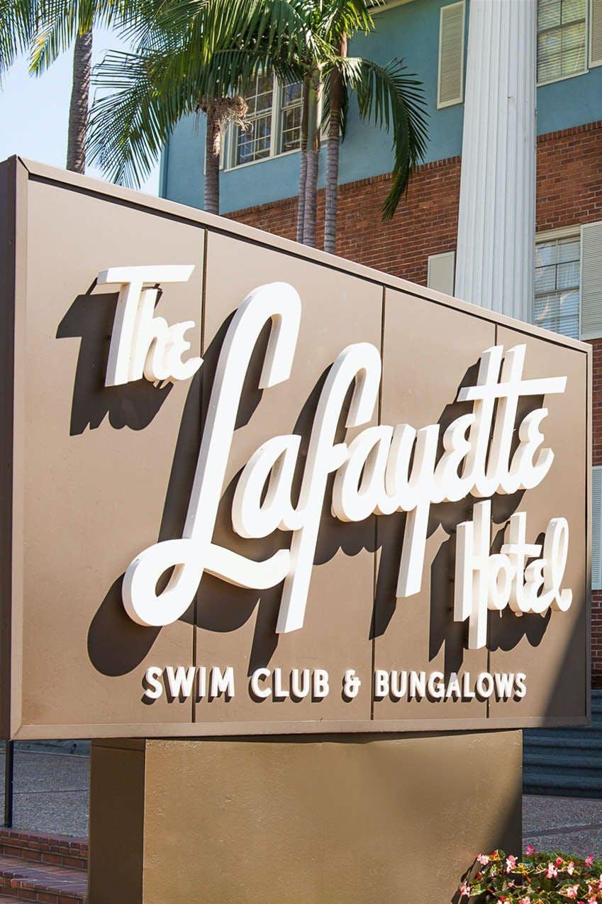 Lafayette Hotel Swim Club & Bungalows