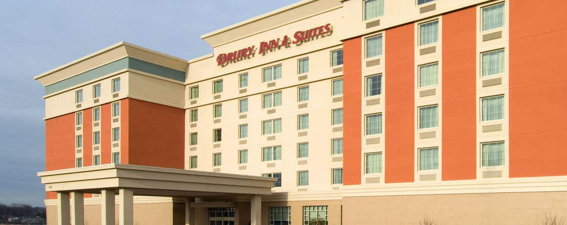 Drury Inn and Suites St Louis Arnold
