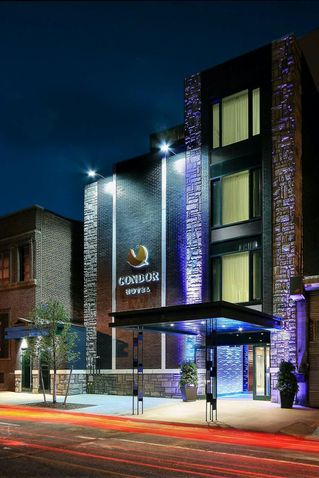 The Condor Hotel