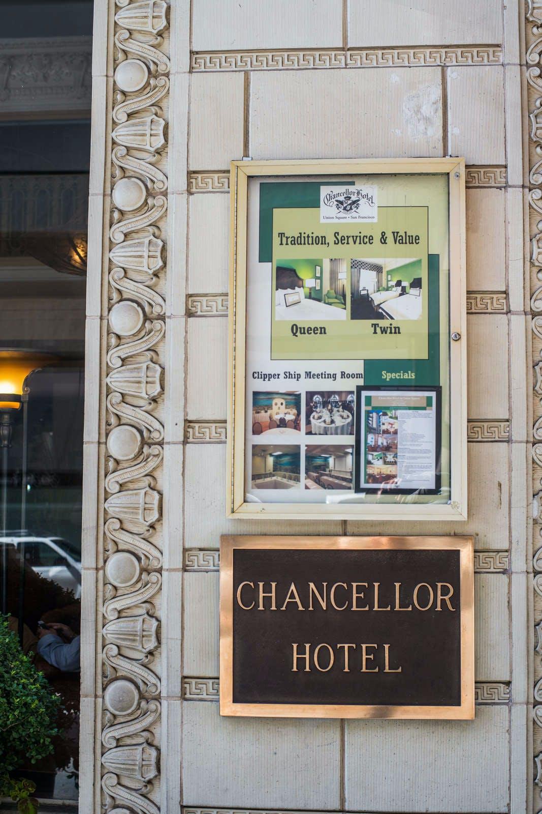 Chancellor Hotel