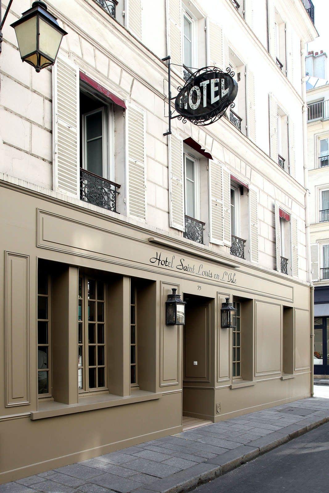 Hotel Saint-Louis en l'Isle