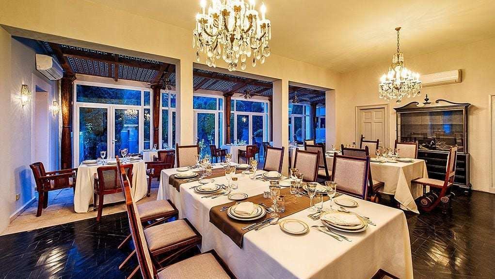 Villa Soraya Lodge & Spa