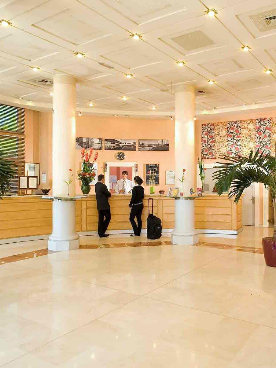 Hôtel Mercure Montpellier Centre Antigone