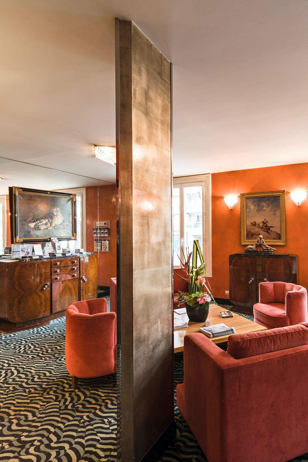 Best Western Hôtel Mercedes Arc de Triomphe