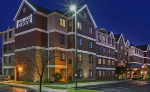 Staybridge Suites Tulsa Woodland Hills