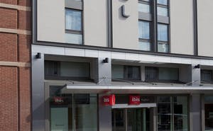 Ibis Brighton City Centre Station