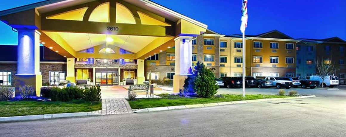 Holiday Inn Express Hotel & Suites Boise West Meridian