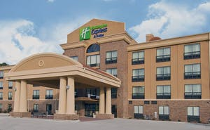 Holiday Inn Express Hotel & Suites Jackson/Pearl Intl Airport