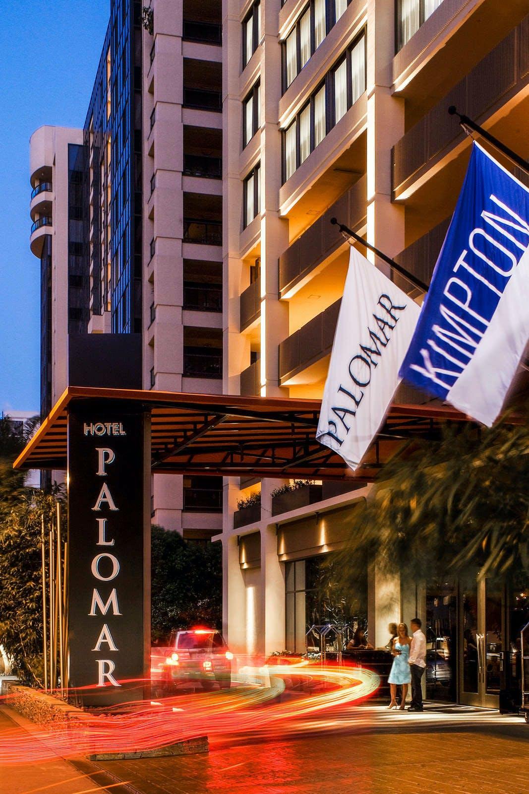 Kimpton Hotel Palomar Los Angeles Beverly Hills Los Angeles