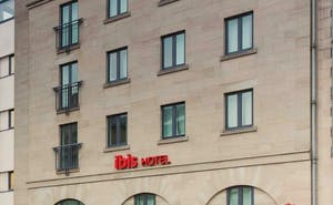 Ibis Edinburgh Centre Royal Mile Hunter Square (New Rooms)