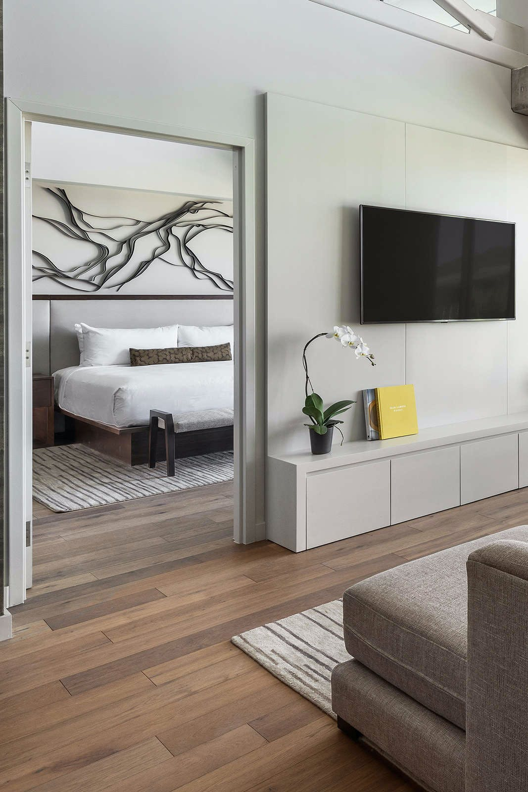 Mountain Shadows - One Bedroom Studio Suite