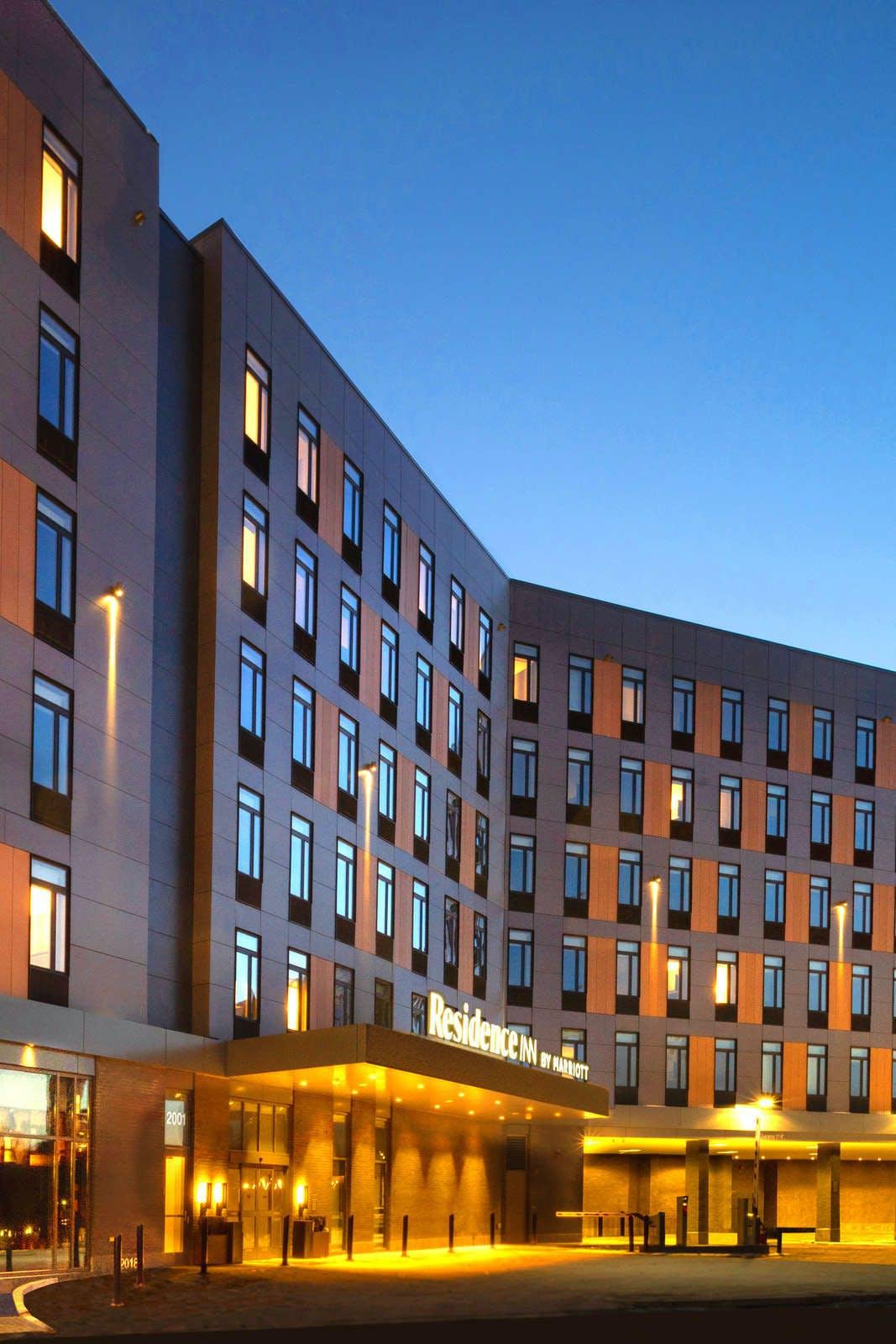 Residence Inn Boston Downtown South End