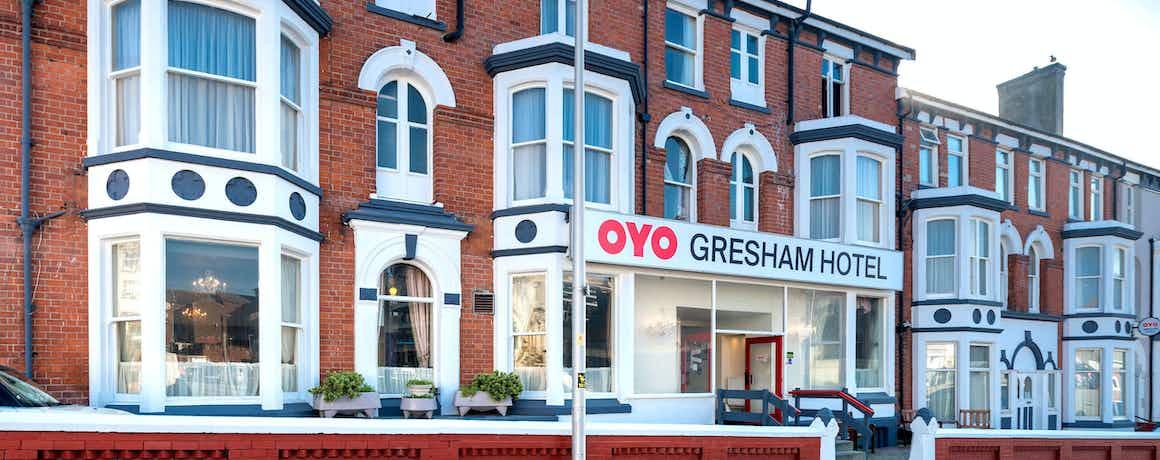 OYO Gresham Hotel