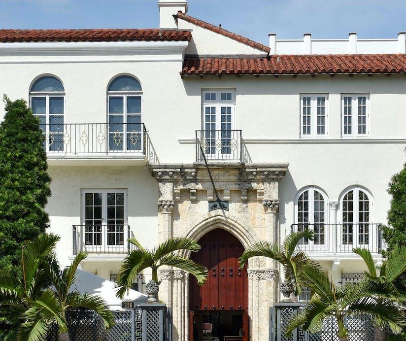 The Villa Casa Casuarina - Former Versace Mansion, Miami