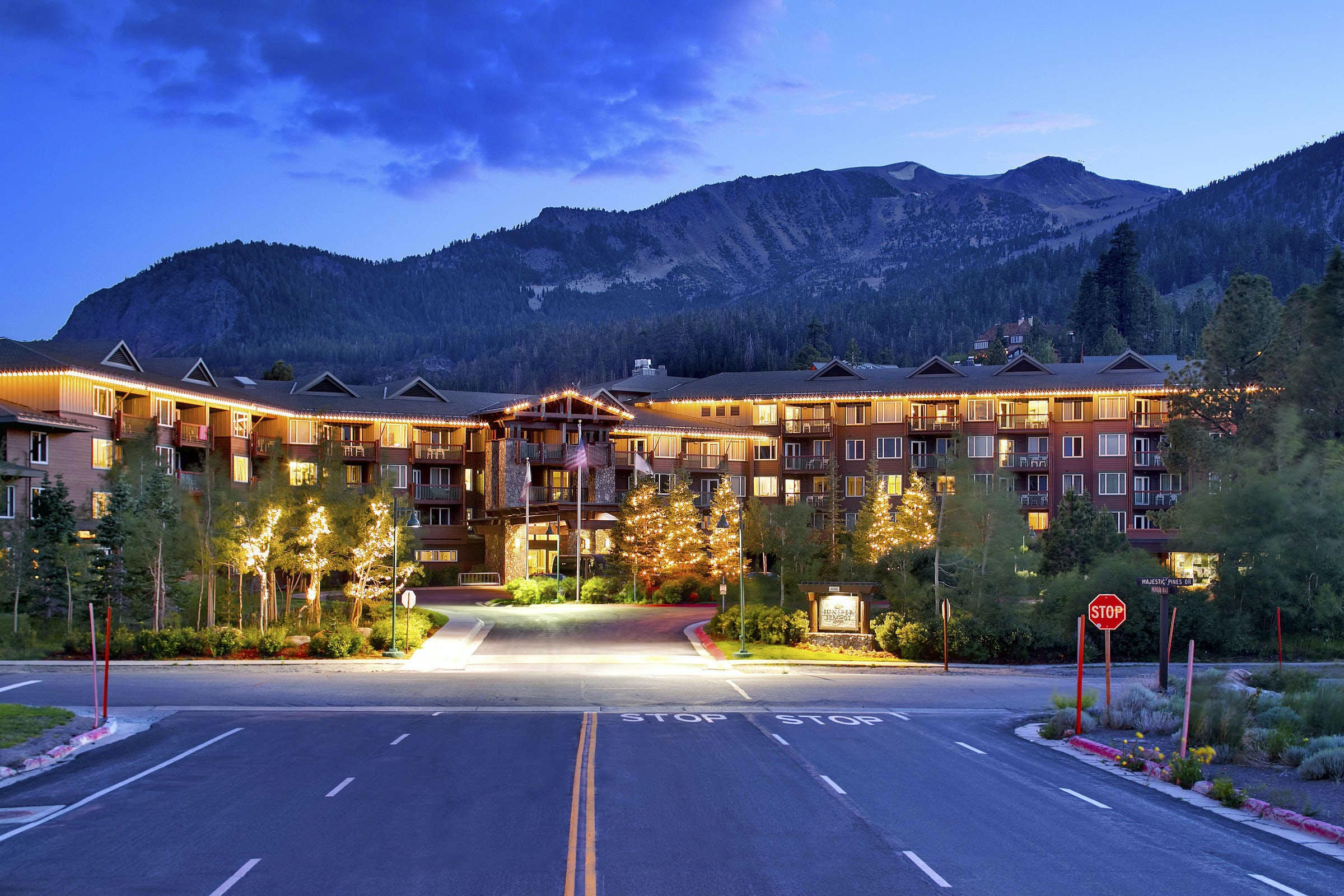hotel deals mammoth lakes ca