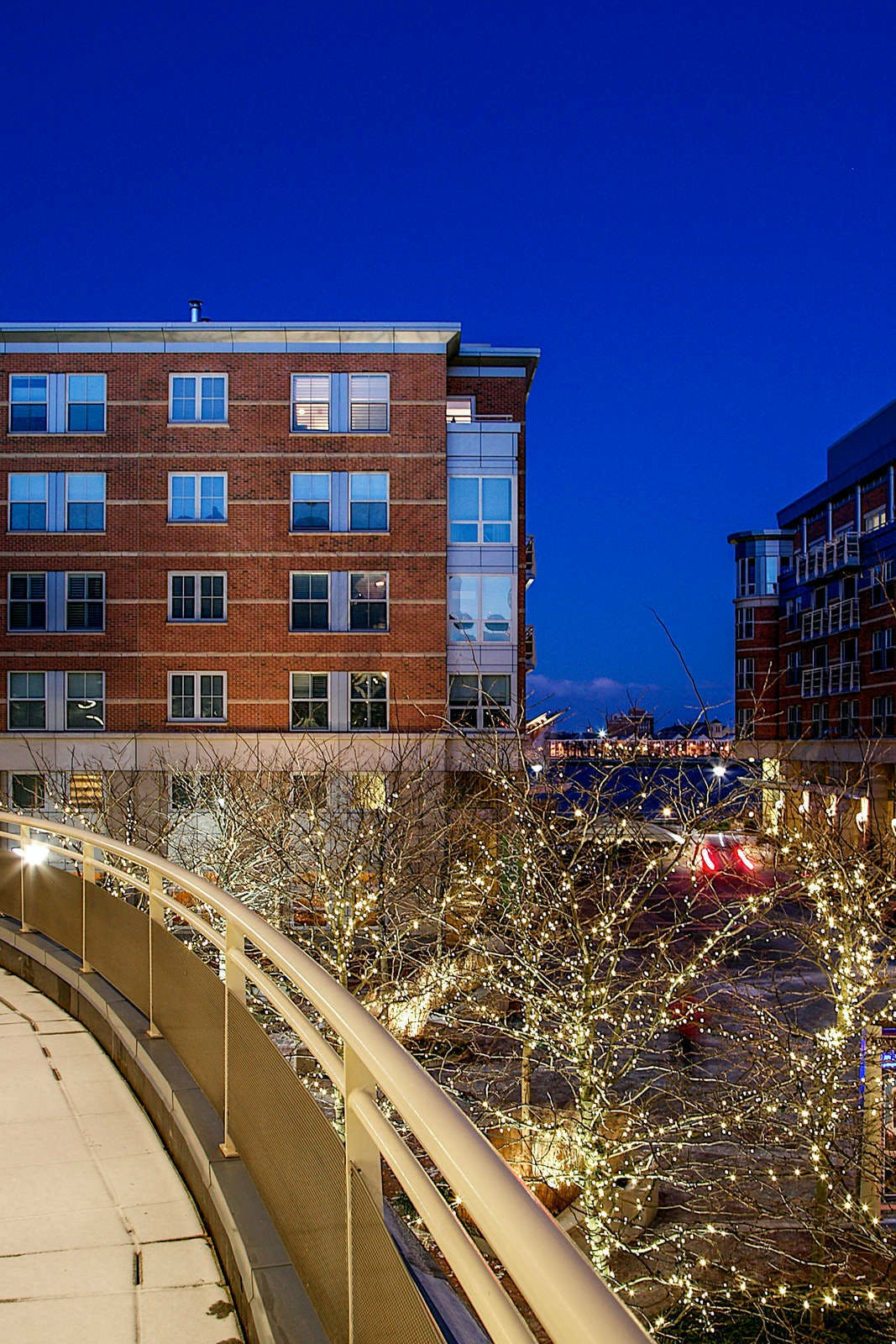 Battery Wharf Hotel, Boston Waterfront