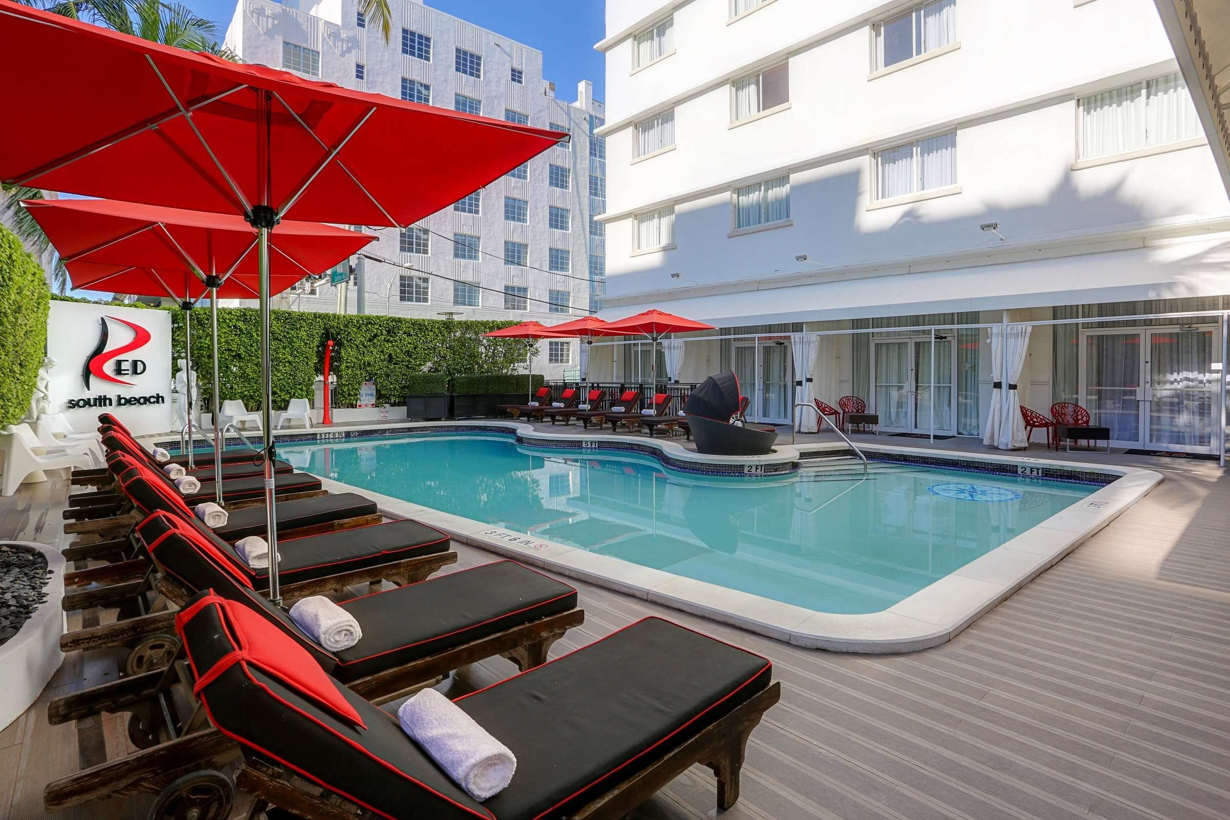 Red South Beach Hotel