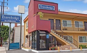 Travelodge By Wyndham Burbank Glendale
