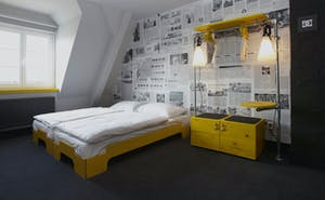 Superbude Hostel St. Pauli