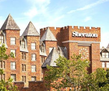 Sheraton Parsippany Hotel, Morris County - HotelTonight
