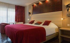 The Originals City,Hotel L'Arc-En-Ciel, Thonon-les-Bains