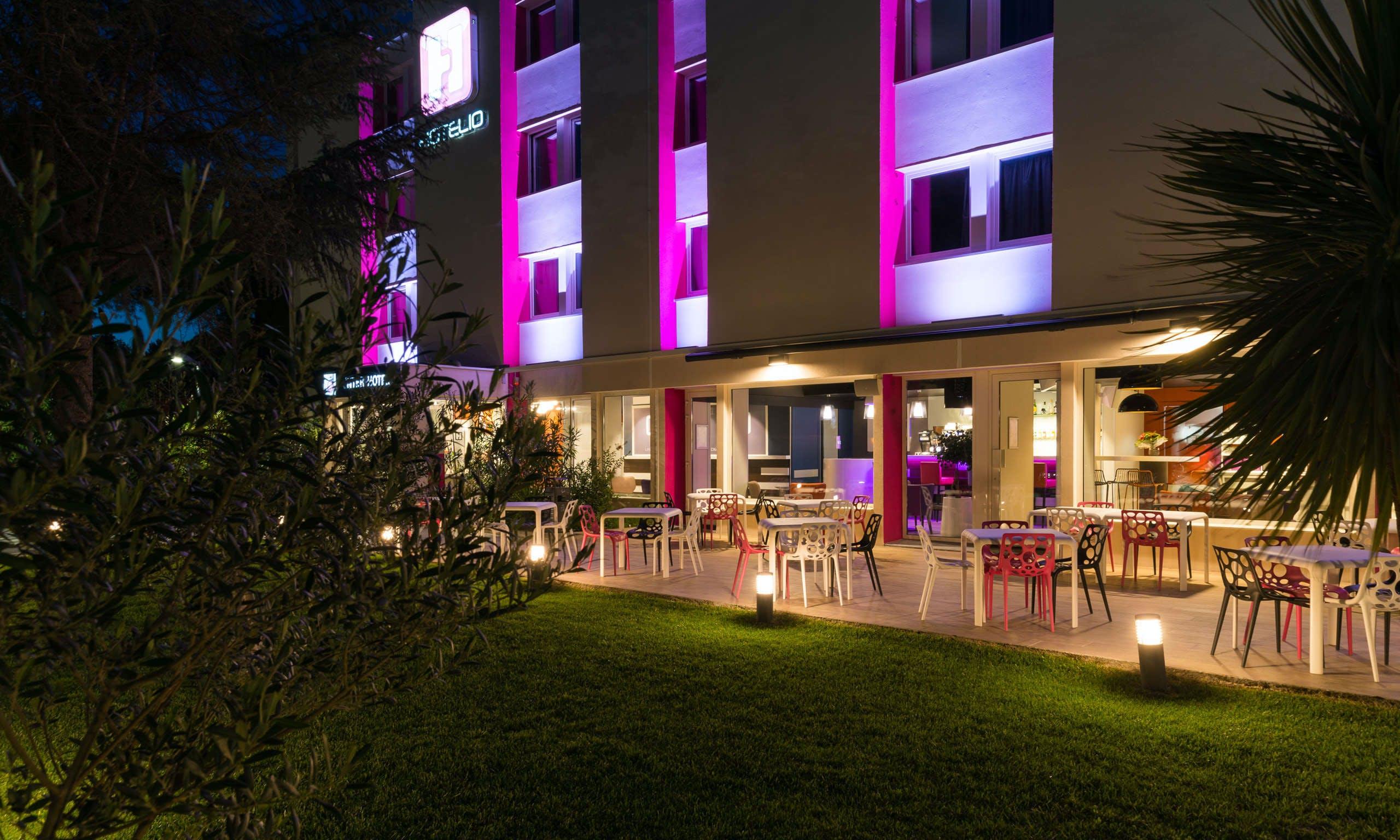 Hotel The Originals Montpellier Sud Hotelio (ex Inter-Hotel)