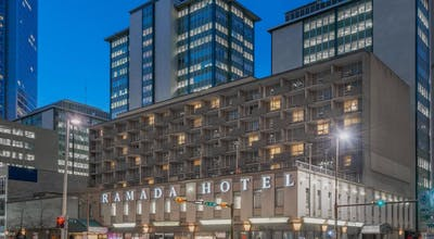 Ramada Plaza by Wyndham Calgary Downtown