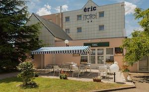 Hotel The Originals Dole Éric