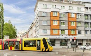 The Originals City, Hotel Salvator, Mulhouse