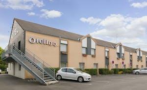 The Originals City, Hotel Otelinn, Caen