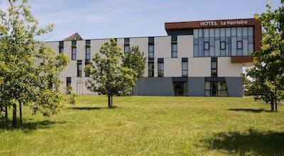 The Originals City, Hotel La Verriaire, Cholet Sud