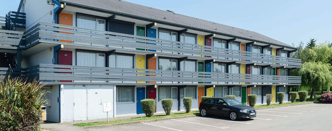 The Originals City, Hotel Morlaix Ouest