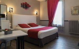 Hotel The Originals de Bordeaux Bergerac