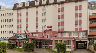 The Originals City, Hotel Le Forum, Strasbourg Nord