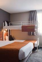 The Originals City,Hotel La Terrasse, Tours Nord