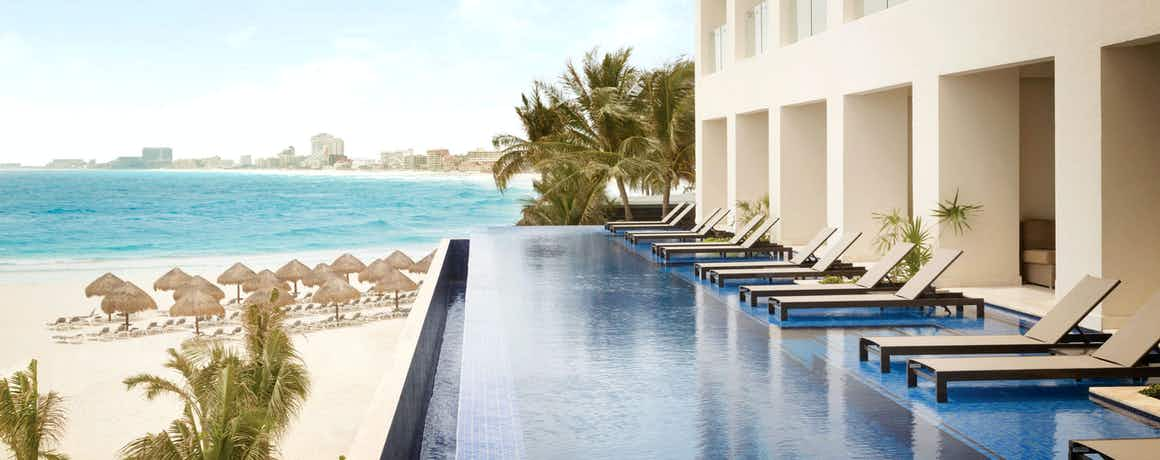 Turquoize at Hyatt Ziva Cancun (All Inclusive)