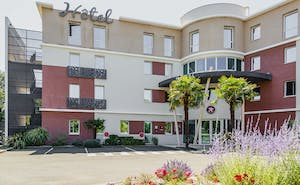 Hotel The Originals Nantes Sud Saint James