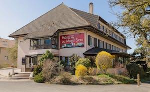 The Originals City, Hotel Rey du Mont Sion, Saint-Julien-en-Genevois Sud