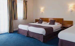 Hotel The Originals Beaulieu-sur-Mer Frisia