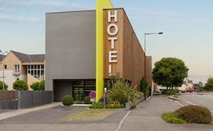 Hotel The Originals Rennes Sud La Chaussairie