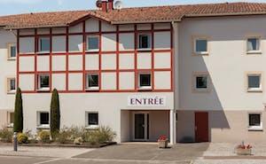 The Originals City,Hotel Les Bruyeres, Dax Nord