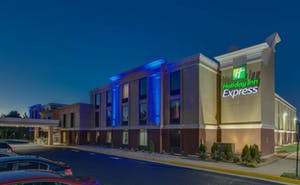 Holiday Inn Express Richmond E Midlothian Turnpike