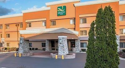 Quality Inn Hoffman Estates - Schaumburg