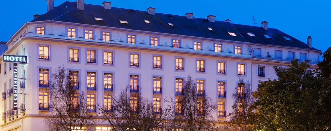 Hôtel Le Continental Brest
