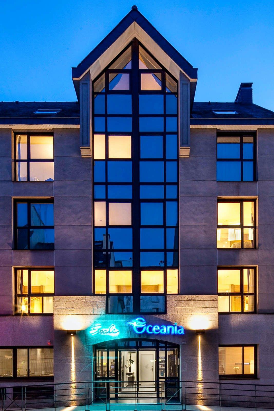 Hôtel Escale Oceania Quimper